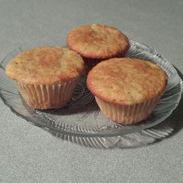 Gluten Free Banana Cupcakes