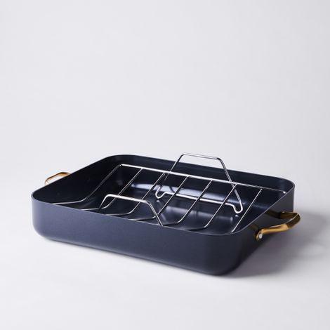 GreenPan Reserve Nonstick Roasting Pan with Rack