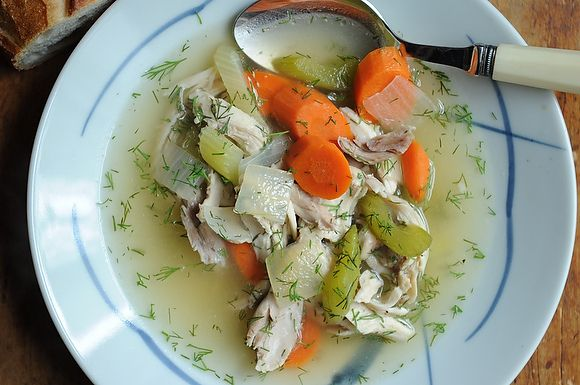 CHICKEN stoup from Food52