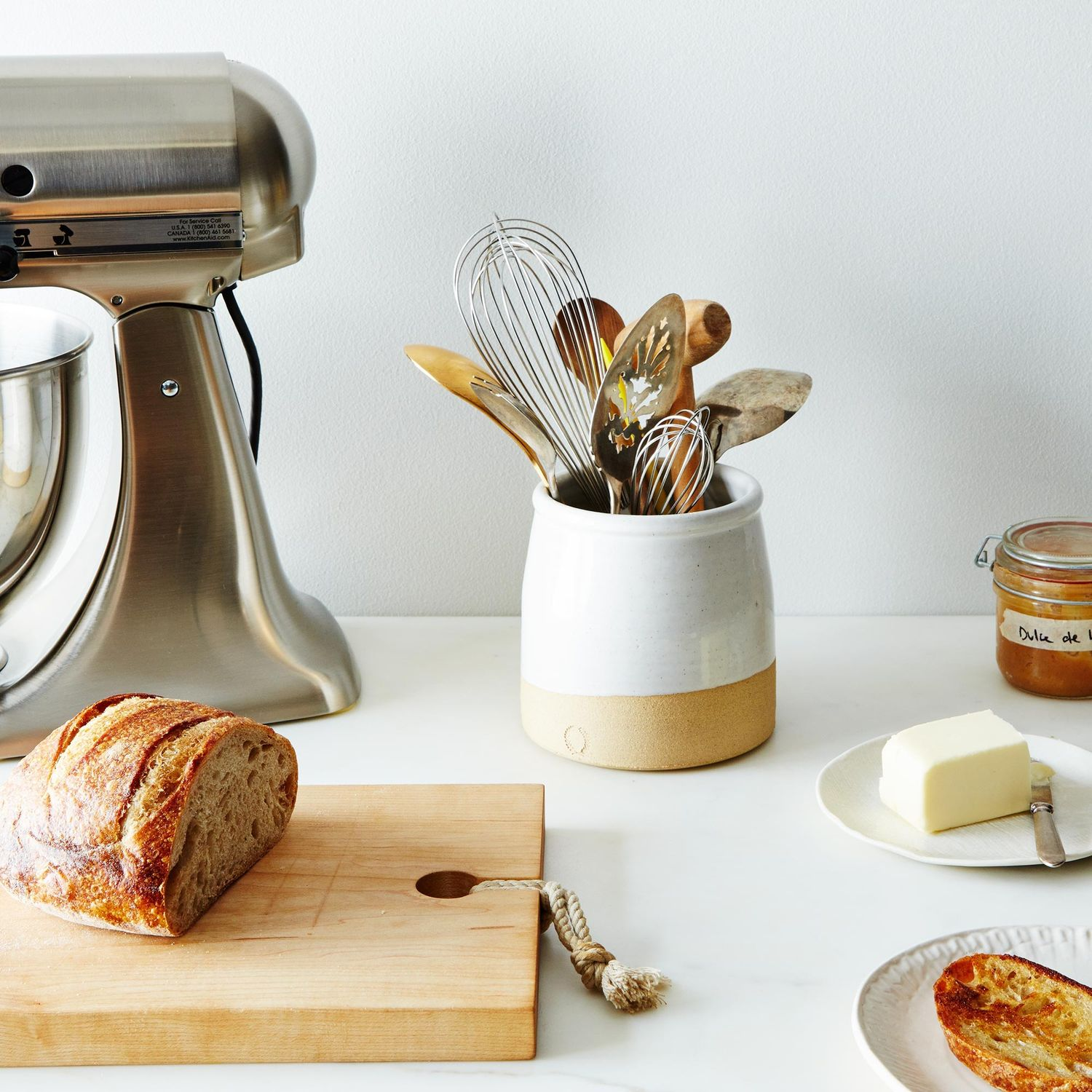 Beehive Utensil Crock On Food52