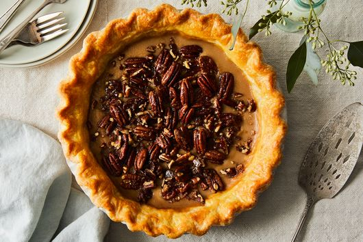 Butterscotch-Pecan Pie
