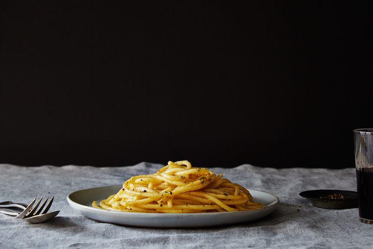 Cacio e Pepe Recipe on Food52
