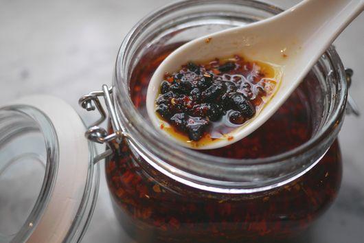 Sichuan Chili Oil