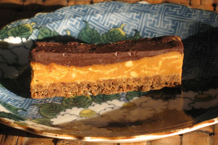 Mocha Buttercrunch Bars