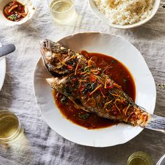 Speedy, Spicy, Taiwanese-Style Fish