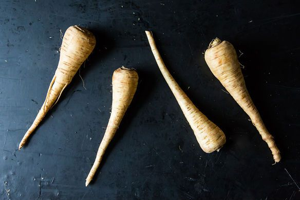 Parsnips on Food52
