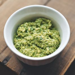 Scallion Green Pesto