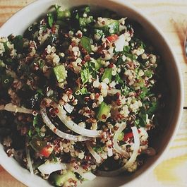 Best Detox Yet Filling Quinoa Salad