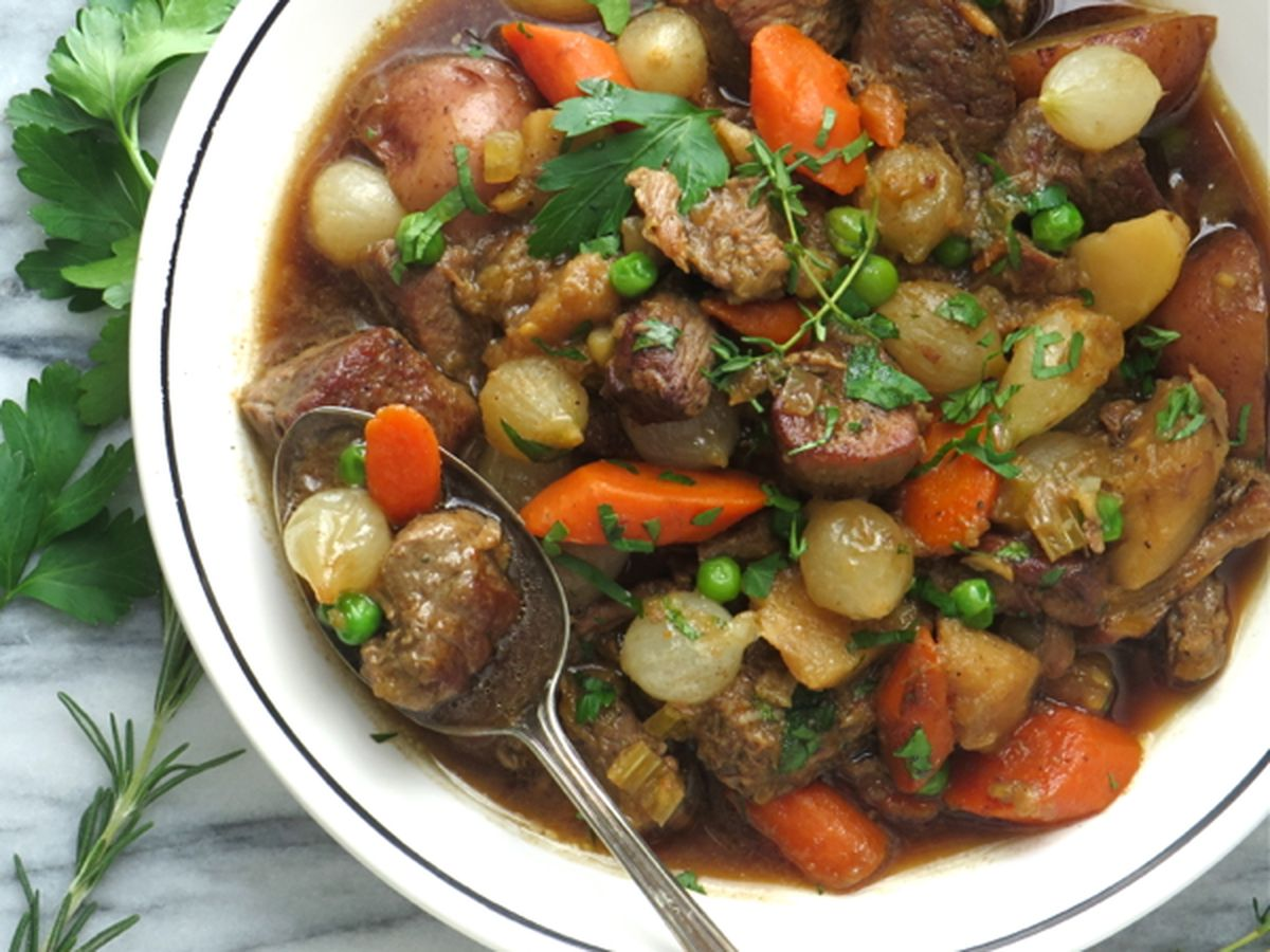 Irish Stout Lamb Stew Recipe On Food52