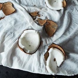 How to Crack and Use a Whole Coconut