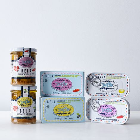 Portuguese Tuna, Mackerel, and Sardine Gift Set