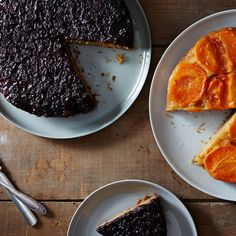 Any Fruit Upside-Down Cake