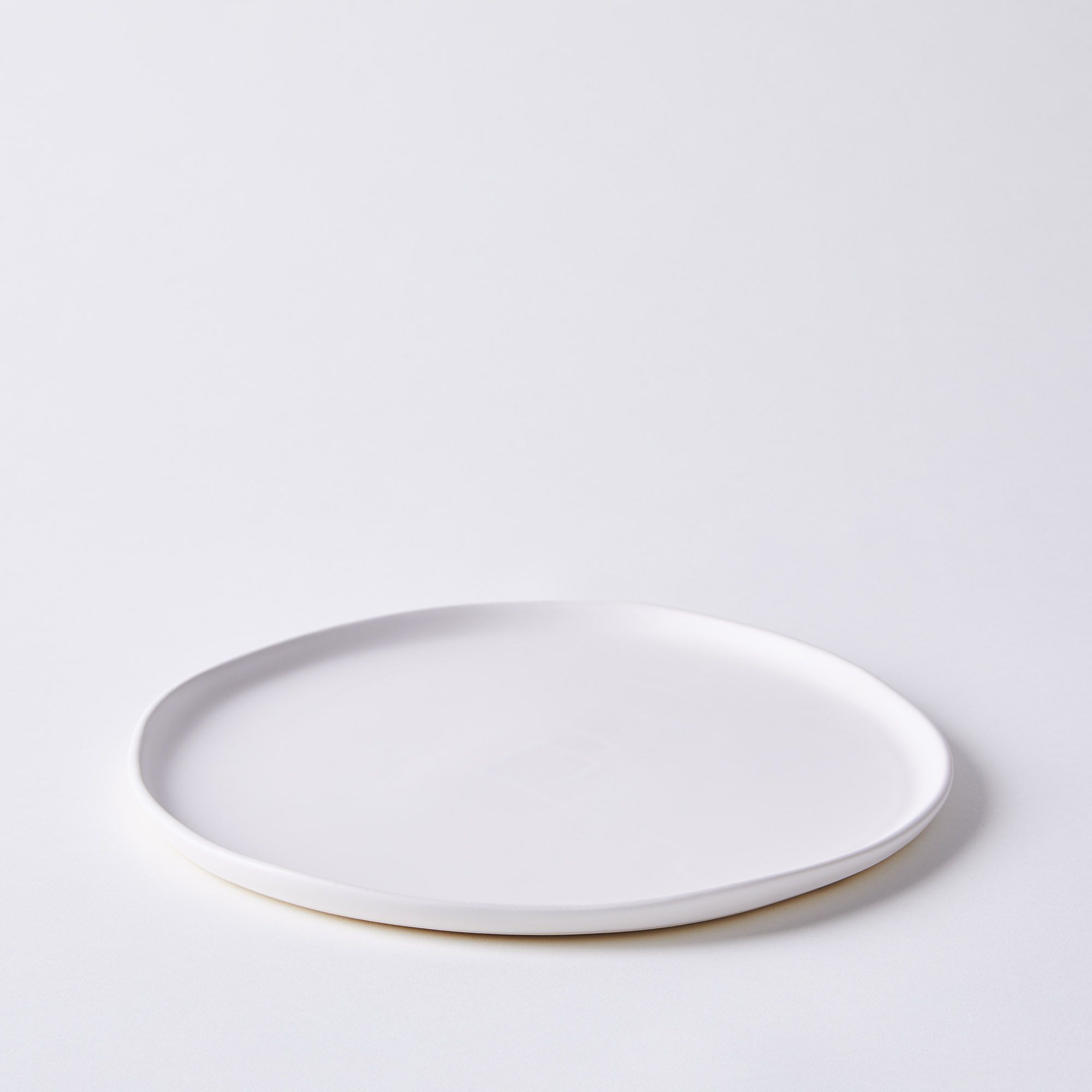 Alex Marshall Studiosalex Marshall Studios Design Your Own Dinnerware Organic Edge Plate Matte White Dinner Plate Dailymail