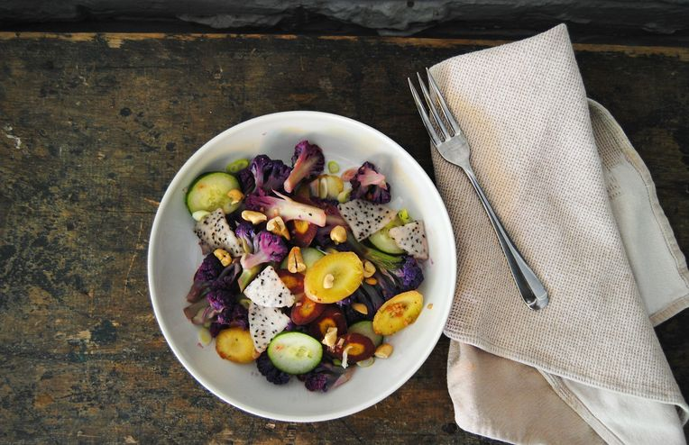 A Snozzcumber Salad, for BFGs and All Fans of Roald Dahl