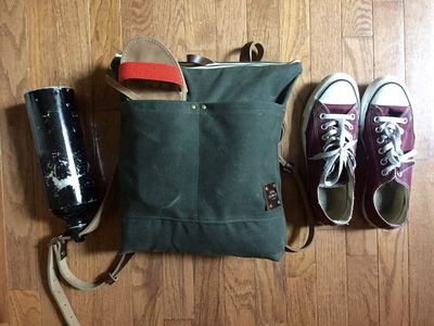 how to pack a bag for a weekend trip
