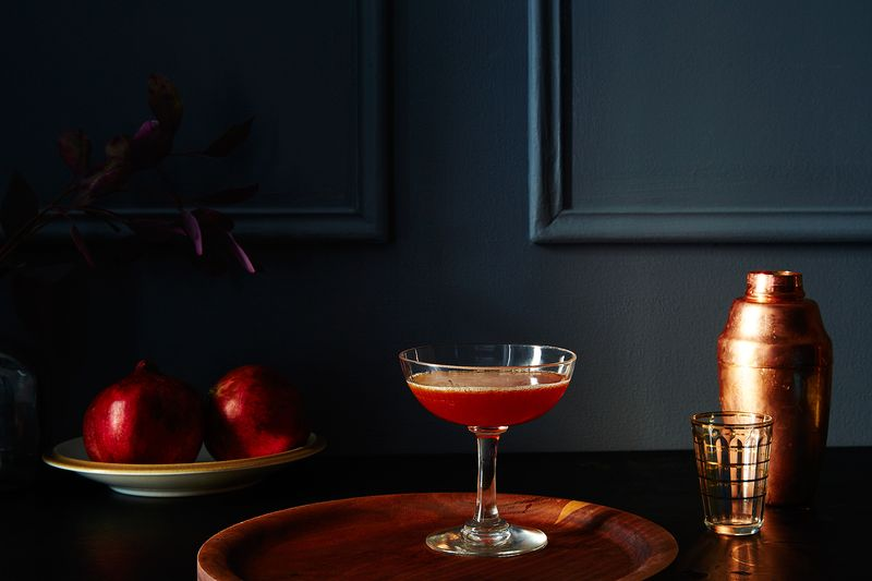 An amaro take on a classic cocktail: the Paper Plane