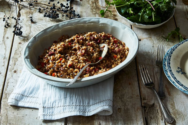 The Jewish Texan's Hoppin' John