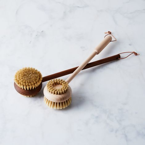 Vintage-Inspired French Bath Brush