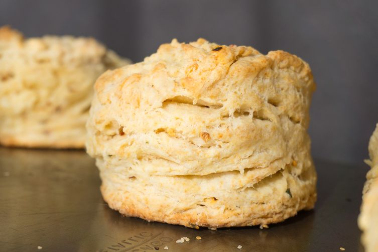 Spicy sriracha buttermilk biscuits recipe on food52 for Table 52 biscuit recipe