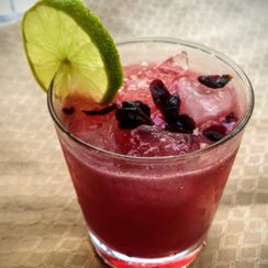Cherry Jam Margarita