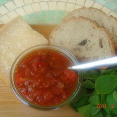 Tomato Balsamic Jam