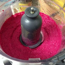 Roasted Beet Hummus (paleo-friendly)