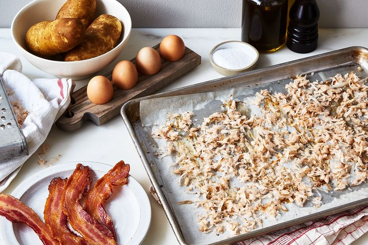 Sheet Pan American Breakfast