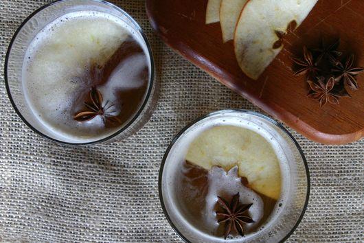 Spiced Cider Cocktail