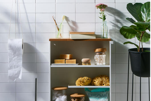 15 Clever Ideas for Maximizing Your Bathroom Storage