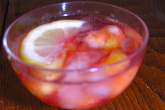 Cherry Sangria
