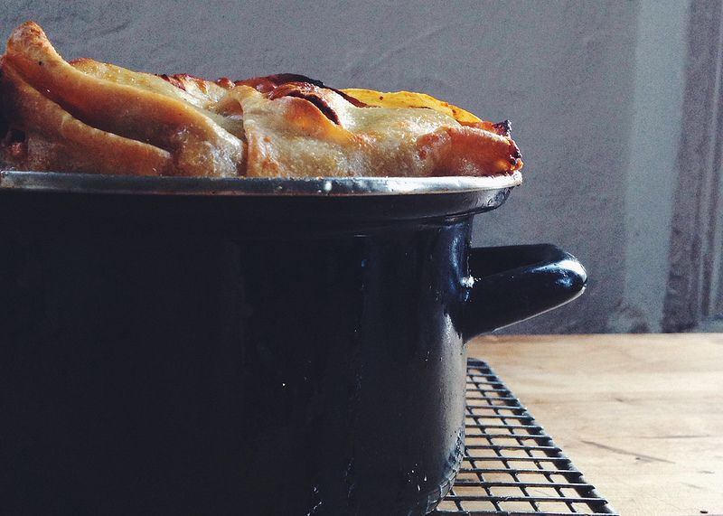 Timpano on Food52