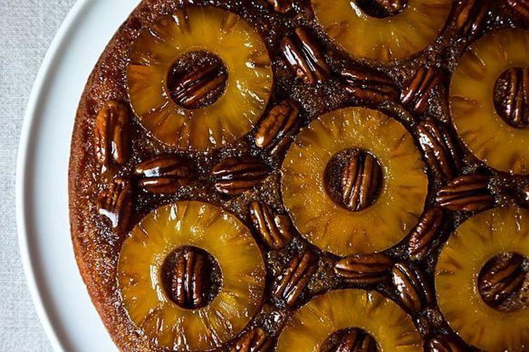 My Moms Pineapple Upside Down Cake Recipe On Food52