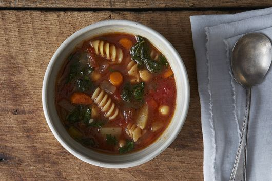 Watch How to Make Minestrone Without a Recipe