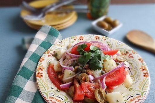 Pantescan Potato Salad