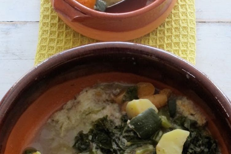 Zuppa toscana- bread soupe