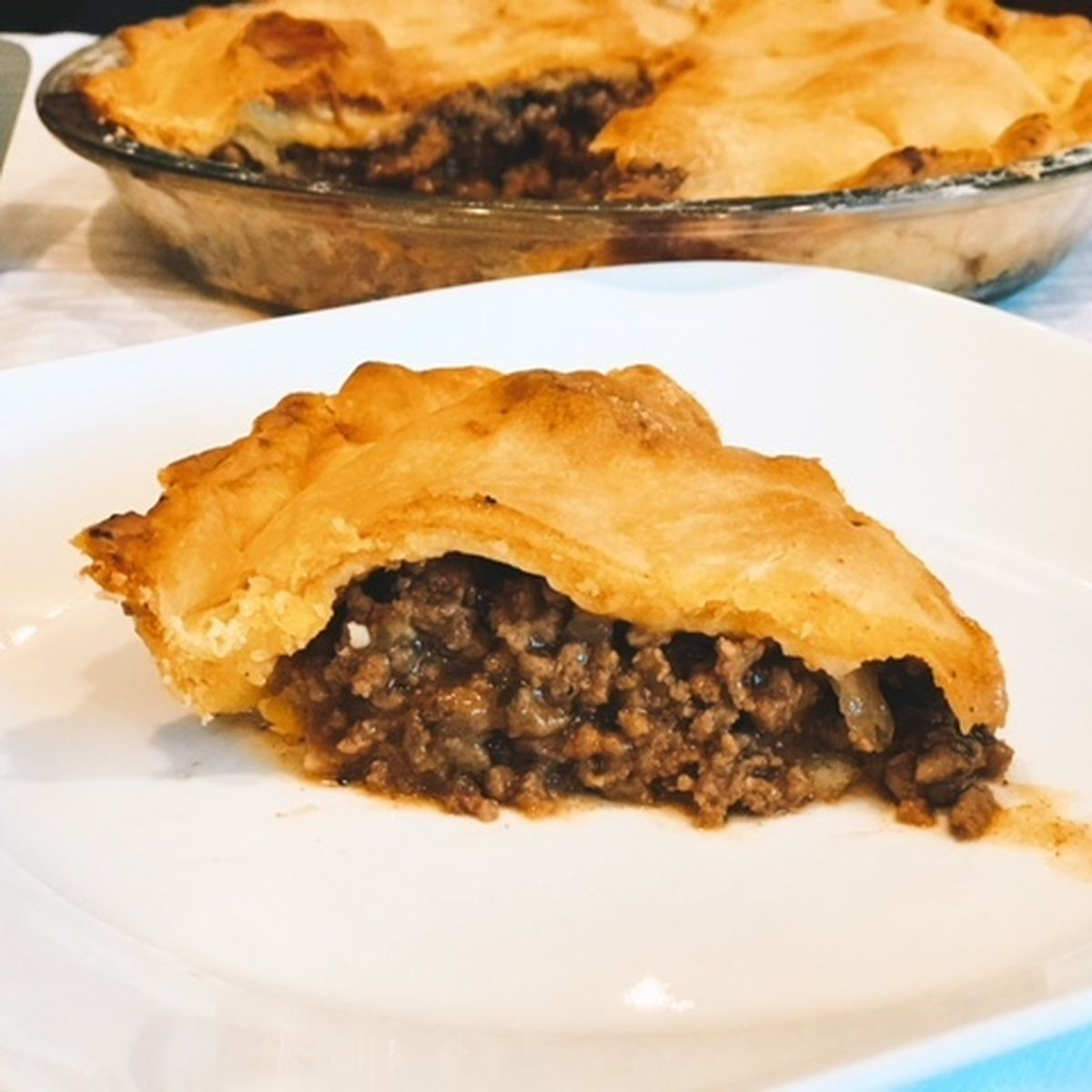 Best Meat Pie Recipe How To Make Homemade Ground Beef Pie