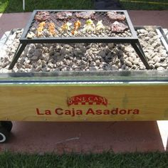 Caja China stlye Roasting Box Cooking - An Introduction