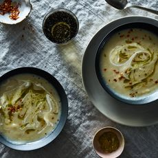 Constellation Cauliflower Soup