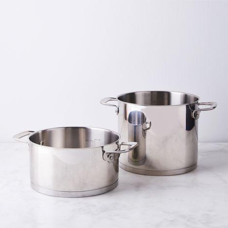 Scanpan TechnIQ Stainless Steel Dutch Oven