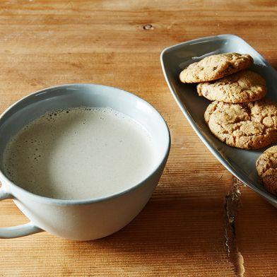 Creamy Cashew Hemp Latte