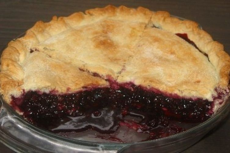 Himalayan Blackberry Pie Recipe on Food52