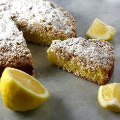 Lemon Olive Oil Coffee Cake