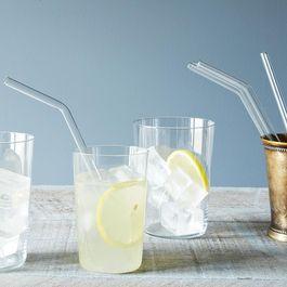 6 Drinks for Glass Straws