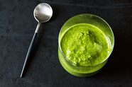 Sara's Green Harissa