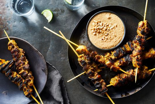 Malaysian Chicken Satay & the Addictive Sauce That Makes It Shine