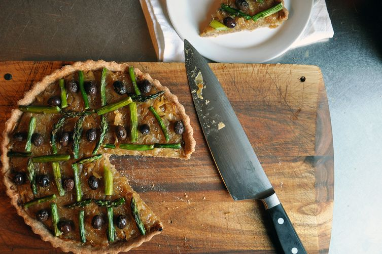 French Caramelized Onion Tart
