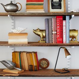 How to Keep Your Shelves Tidy (And Pretty)