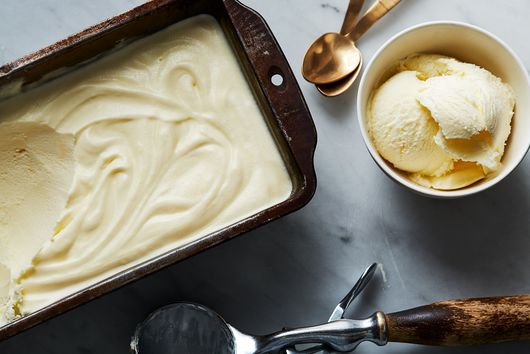 For the Silkiest Ice Cream, Add One Ingredient