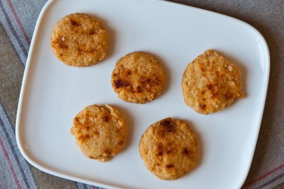 Cheese Crispettes