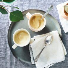 Butterscotch Mug Pudding